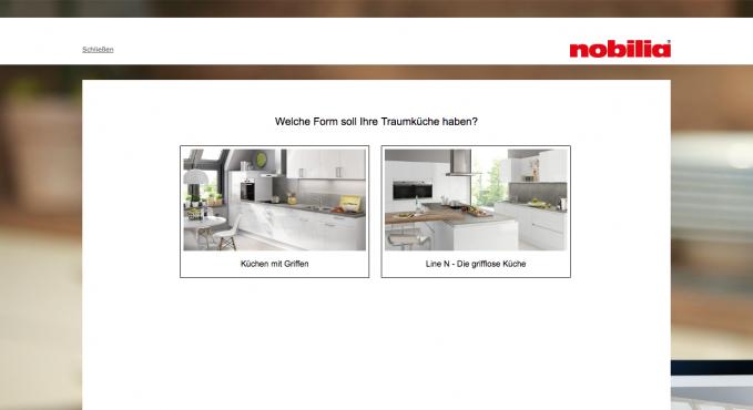 Kuchenplaner vergleich und testsieger konfigurator for Küchen konfigurator