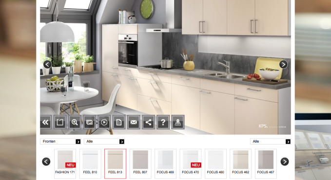 nobilia k chen konfigurator testbericht konfigurator verzeichnis. Black Bedroom Furniture Sets. Home Design Ideas