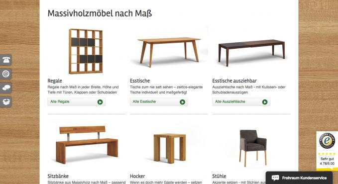 m bel vergleich und testsieger konfigurator verzeichnis. Black Bedroom Furniture Sets. Home Design Ideas