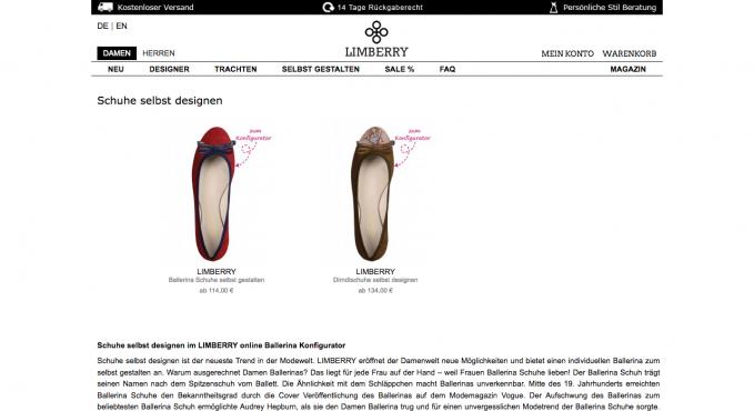 buy online d2d52 25c55 Schuhe selber gestalten Vergleich und Testsieger ...