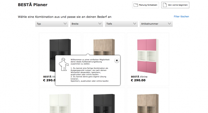 ikea besta tv kombinations konfigurator testbericht konfigurator verzeichnis. Black Bedroom Furniture Sets. Home Design Ideas