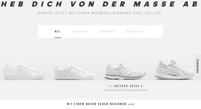 adidas konfigurator schuhe