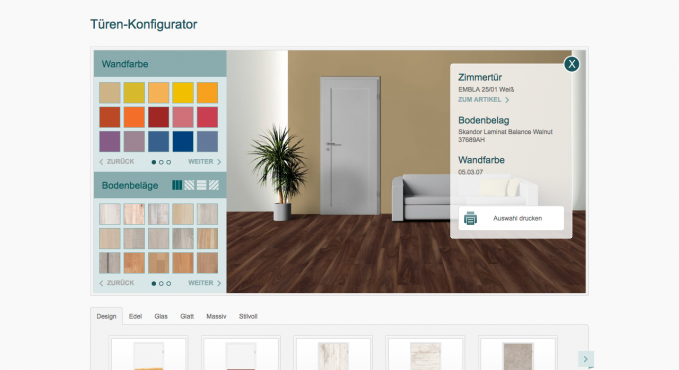 pertura t ren konfigurator testbericht konfigurator verzeichnis. Black Bedroom Furniture Sets. Home Design Ideas